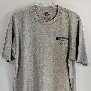 Tommy Bahama Relax Gray Short Sleeve T-Shirt